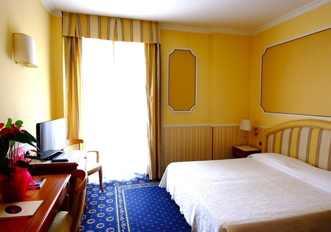 standard room Hotel Andreola Central Milano