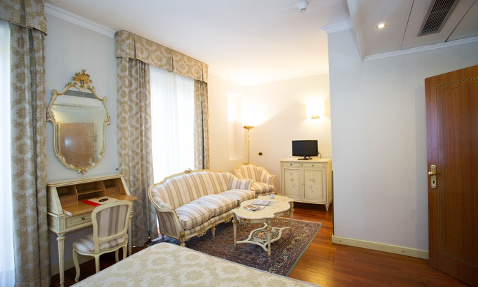 JUNIOR SUITE Hotel Andreola Central Milano