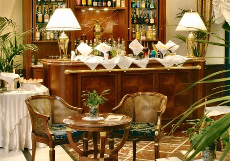 Bar Hotel Andreola Central Milano