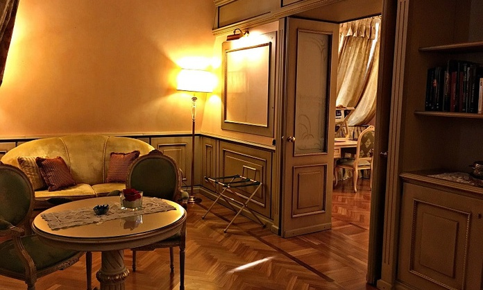 SUITE DELUXE Hotel Andreola Central Milano